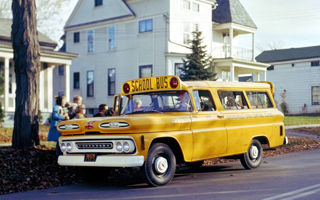 just a car guy wonderfully developed photo of a 1960 chevy suburban