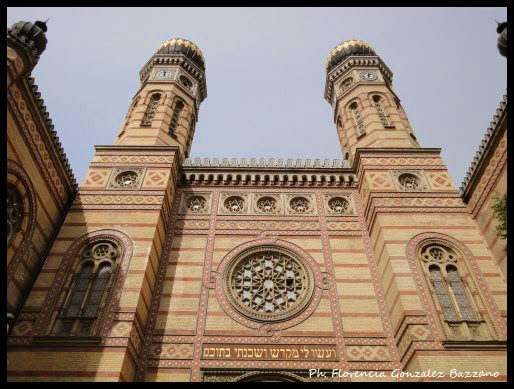 sinagoga budapaest