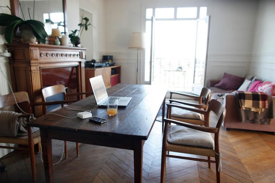 Homecollection avril 2012 - Petit appartement studio allen killcoyne ...
