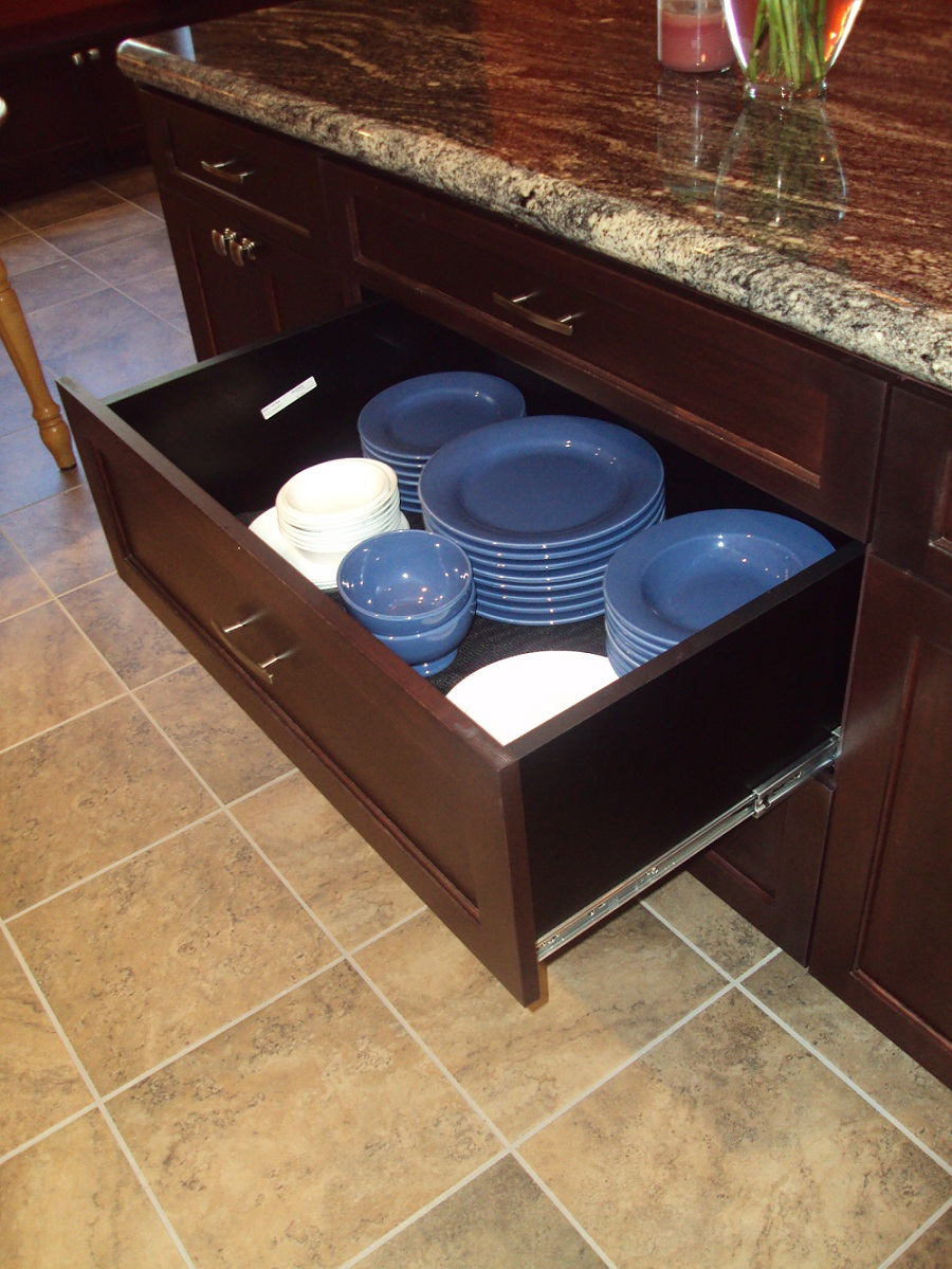 March 2013 Drawers