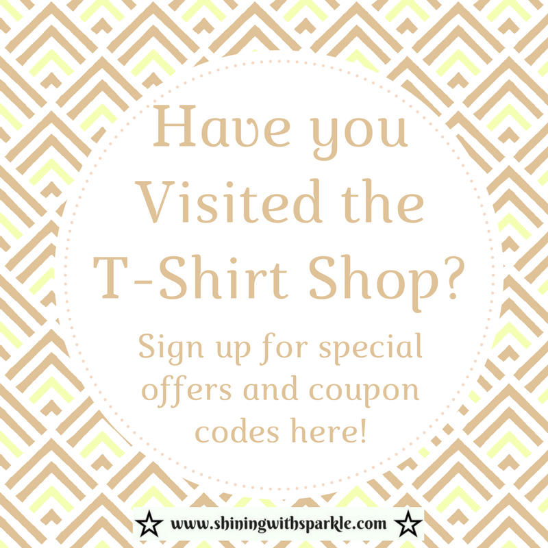 Have you visited the T-Shirt Shop?