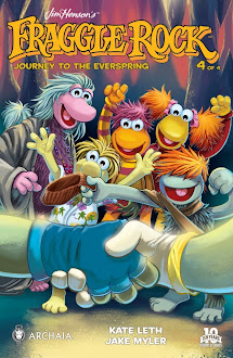 """Fraggle Rock: Journey to the Everspring"" #4"