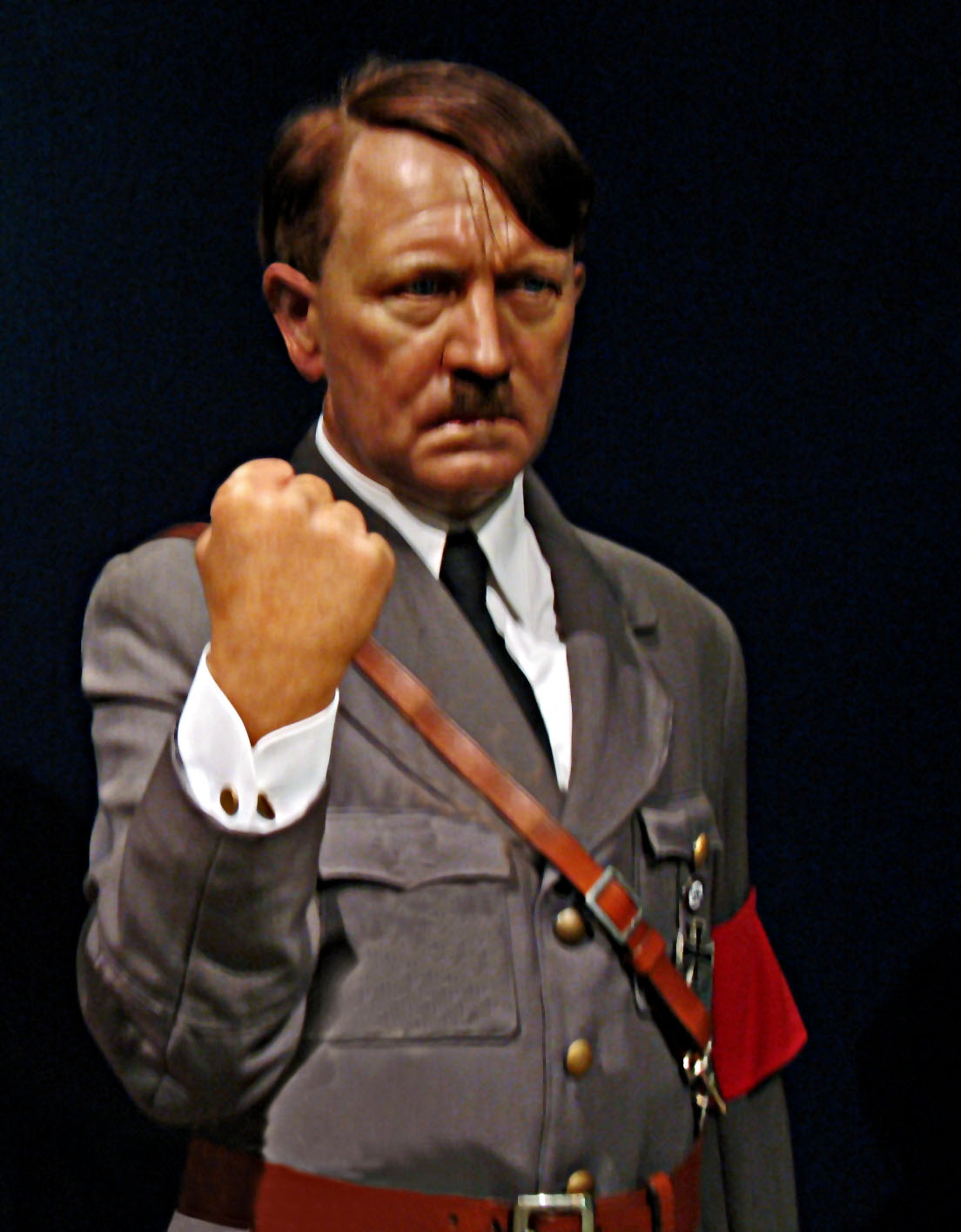 the life of adolf hitler and the horrors of the holocaust Adolf hitler and modern historians instead, areas of the dictator's life remained uncertain and were even based upon the ideas that he himself propagated knowing it was important to ensure that the horrors of the holocaust would never happen again.