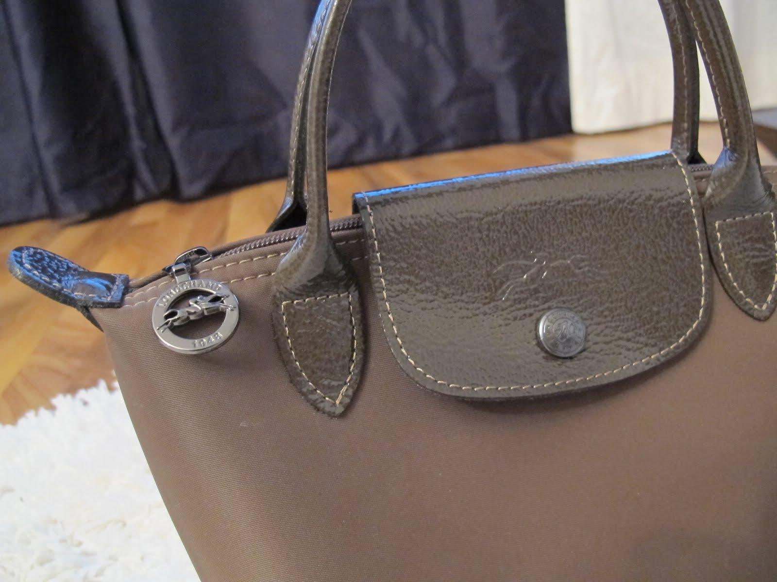 Longchamp Le Pliage Kosmetiikka Laukku : Myynniss? longchamp vol ostolakossa