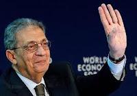 أنباء عن وفاة عمرو موسى مساء اليوم الجمعة 18-1-2013