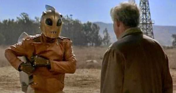 The Rocketeer, starring Billy Campbell