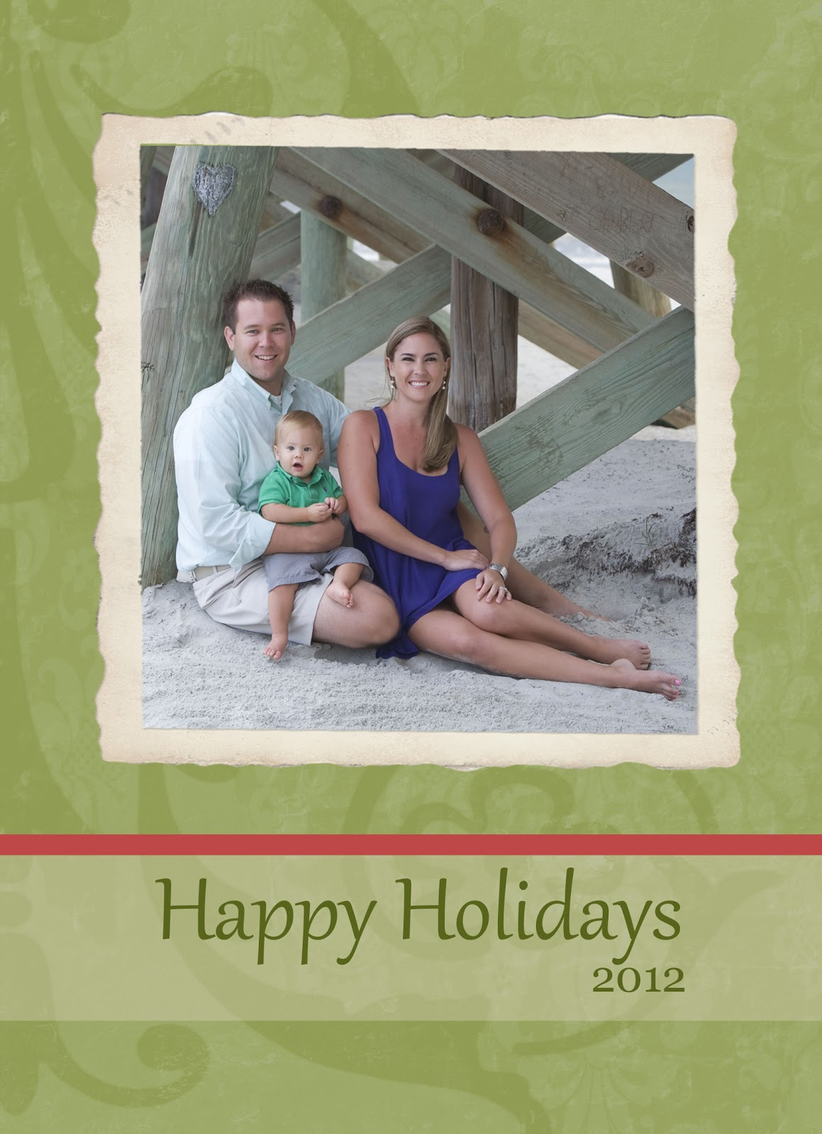 Beach themed Christmas Cards | Photography to Celebrate Life