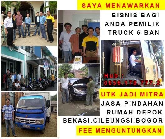 kerjasama Jasa pindahan truck murah