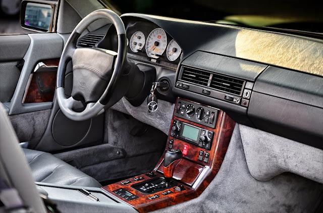 r129 interior