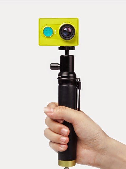 xiaomi yi actions sports camera pole
