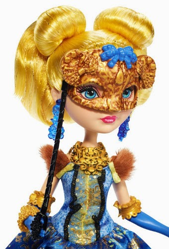 TOYS : JUGUETES - EVER AFTER HIGH   Thronecoming - Muñeca Blondie Lockes  Producto Oficial | Mattel BJH54 | A partir de 6 años