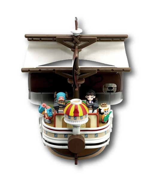 Thousand Sunny e Smartphone de One Piece
