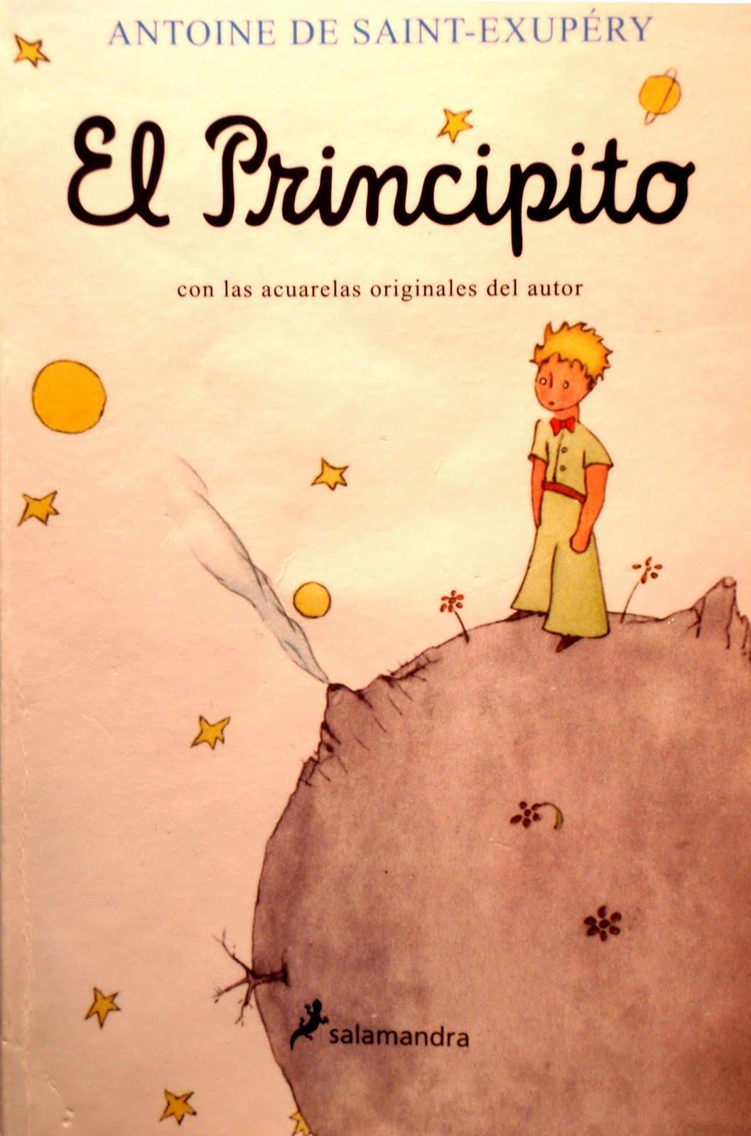 Mini Libro El Principito Completo Actiludis | apexwallpapers.com
