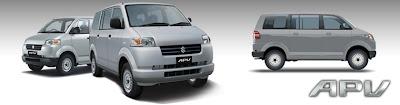 klik gambar untuk informasi harga, brochure , warna, spesifikasi apv blind van & ge ps