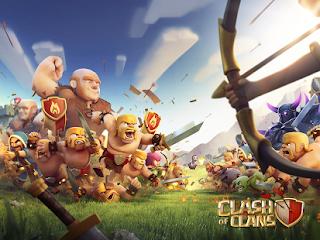 Tips dan Trik Cara Ampuh Main Clash of Clans Agar Menang Terus