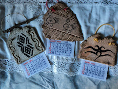 calendarios para colgar