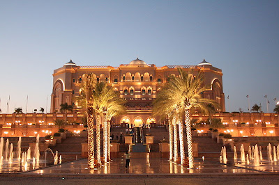 Emirates Palace – United Arab Emirates