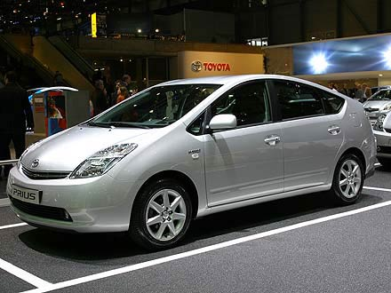 Toyota's Prius has remained