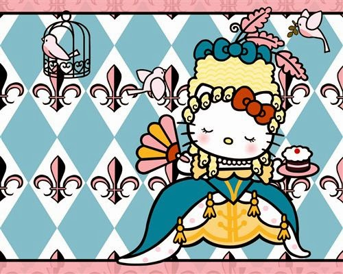 Gambar Hello Kitty 2015 Wallpaper HD Lucu Princess
