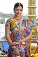 Indian Actress in Bridal Saree Fashion Stunning Photos