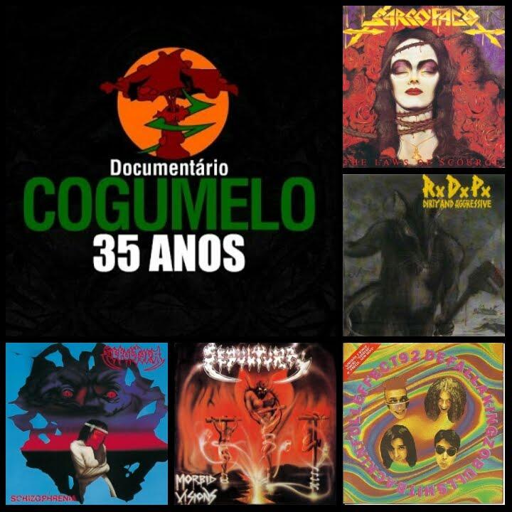 Cogumelo Records (35 anos)