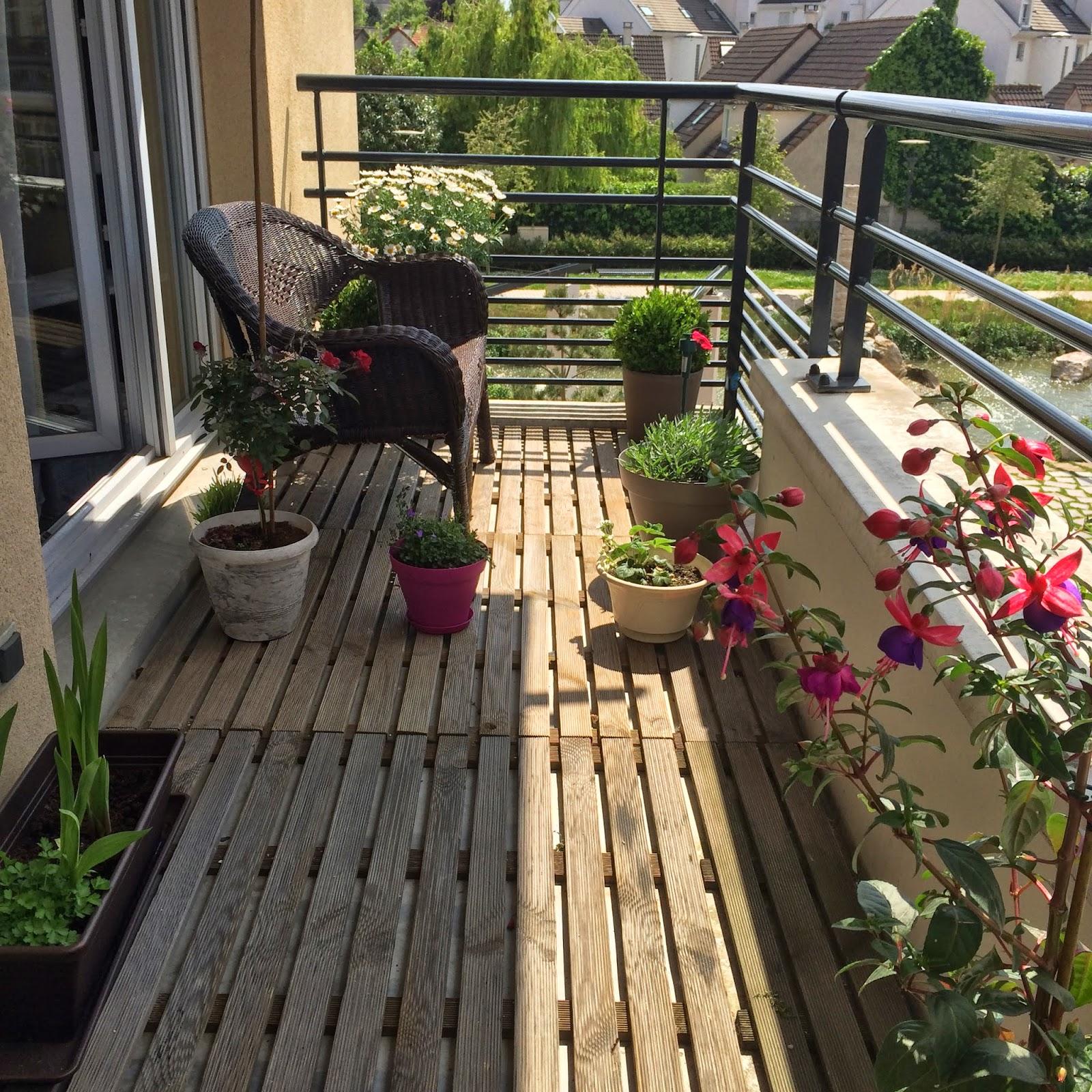c cile papote d co comment j 39 ai am nag mon balcon 2. Black Bedroom Furniture Sets. Home Design Ideas