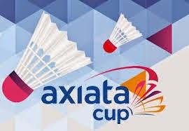 Keputusan Badminton Piala Axiata 2014 Separuh Akhir