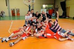 Borgo Basket U17 Open 2009-2010  - CAMPIONI REGIONALI