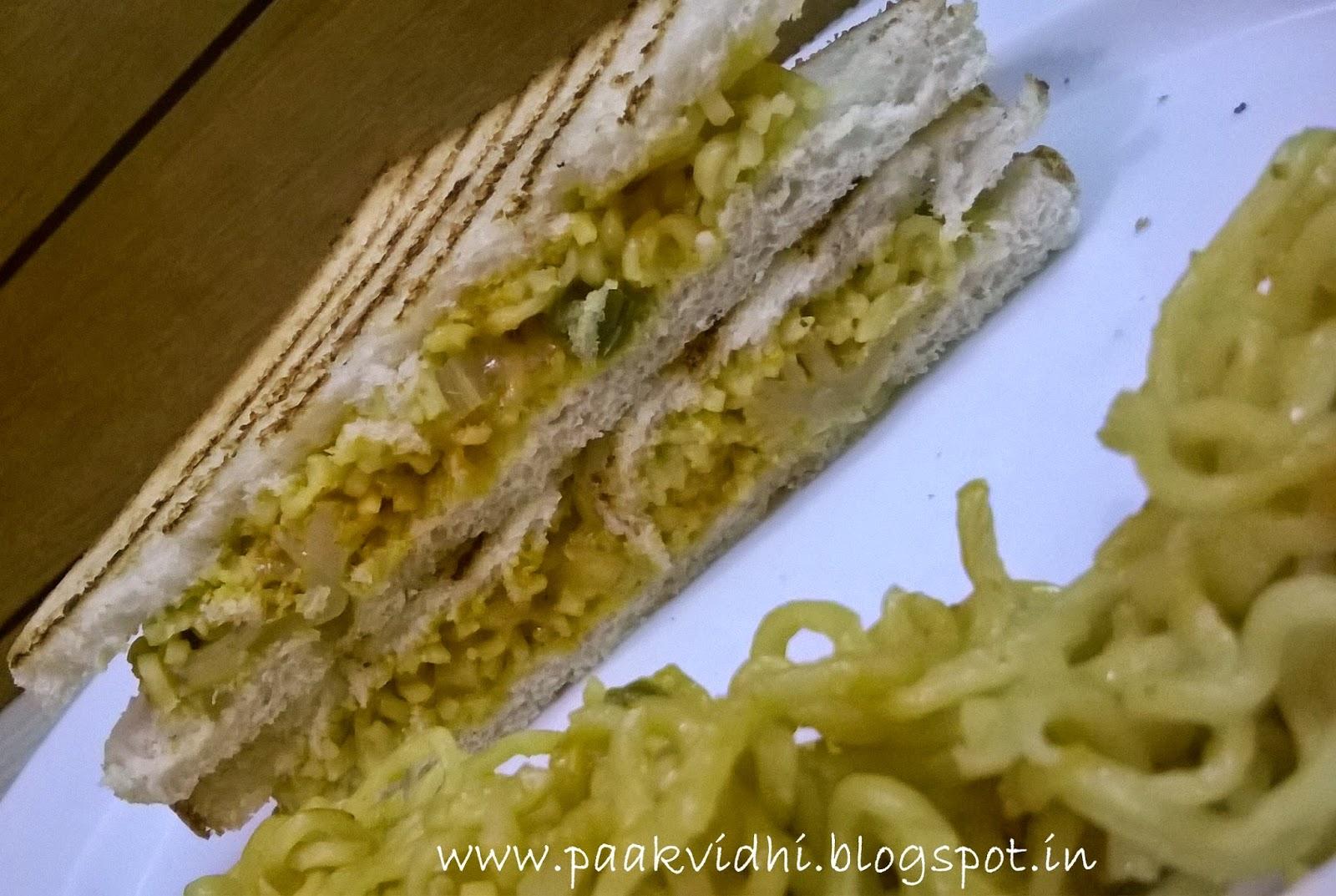http://paakvidhi.blogspot.in/2014/09/maggi-sandwhich.html
