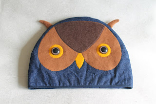Owl Tea Cosy