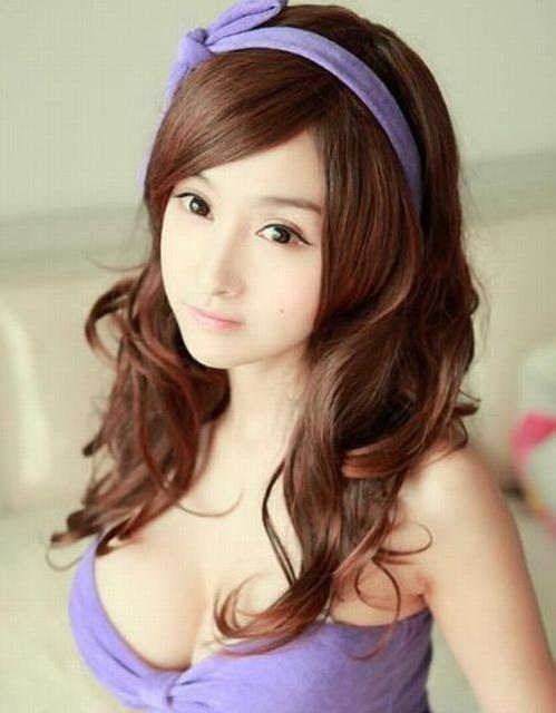idegue-network.blogspot.com - Ini gadis cantik apa boneka cantik?