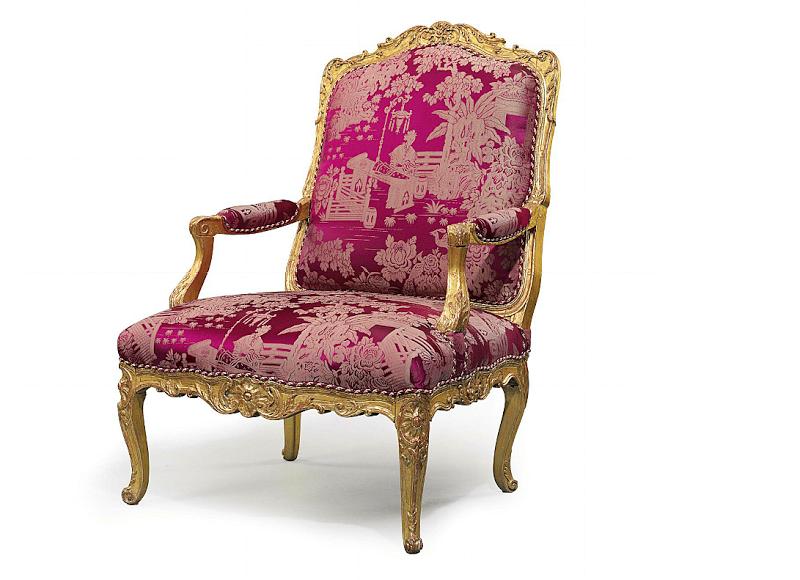 Louis XV Chair Source