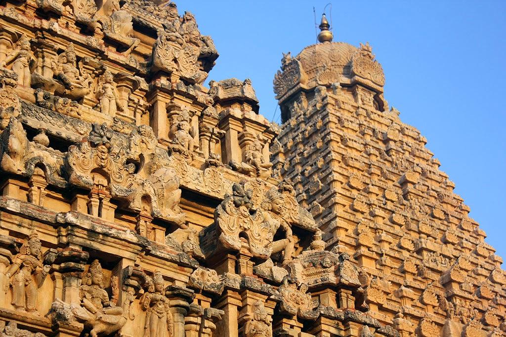 Brihadeeswara Temple in Tanjore