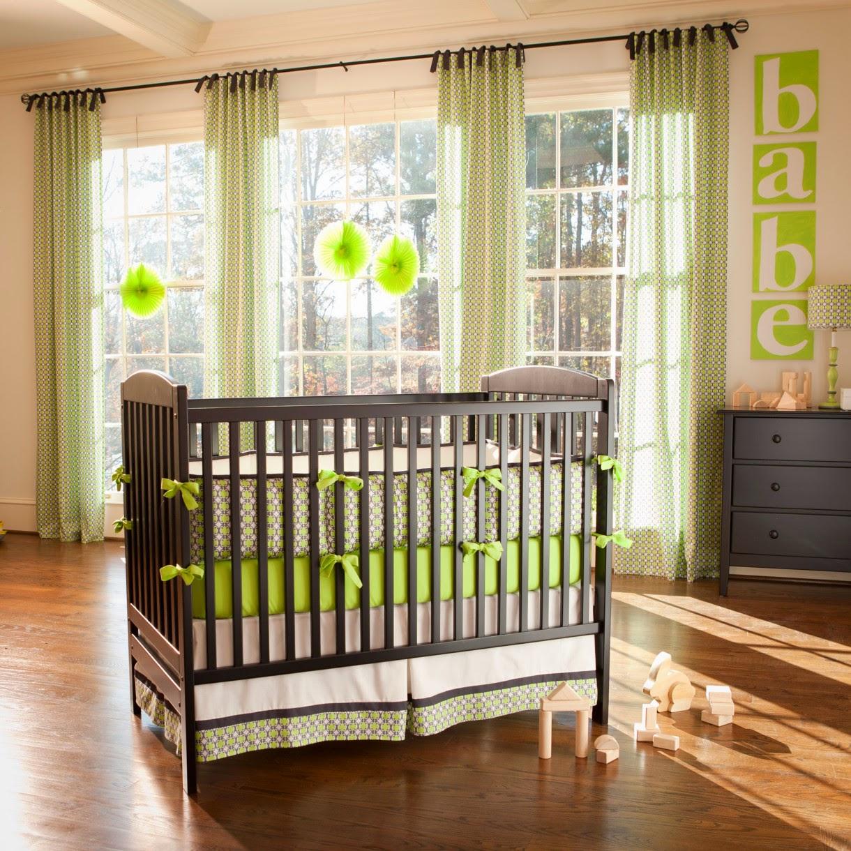 desain tempat tidur bayi