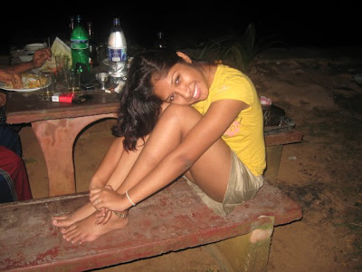 Srilankan Club Girls Hot Photo
