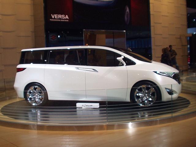 2012 Nissan Quest Automotive Todays