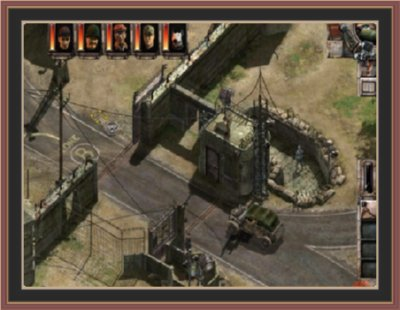 Commandos 2 - Men of Courage Screenshots