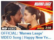 Watch Song Manwa Laage