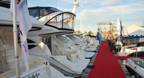 Norwalk Boat Show 2012