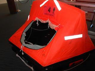 ocean emergency survival gear