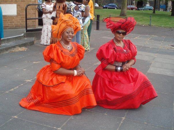 Wedding Dresses In Zambia : Kakki traditional style we like zambia
