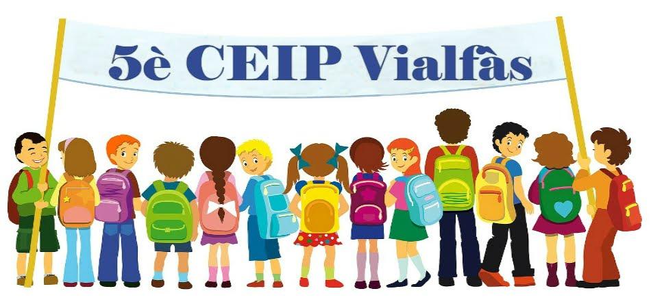 CEIP VIALFÀS - 5è Primària 2018/2019