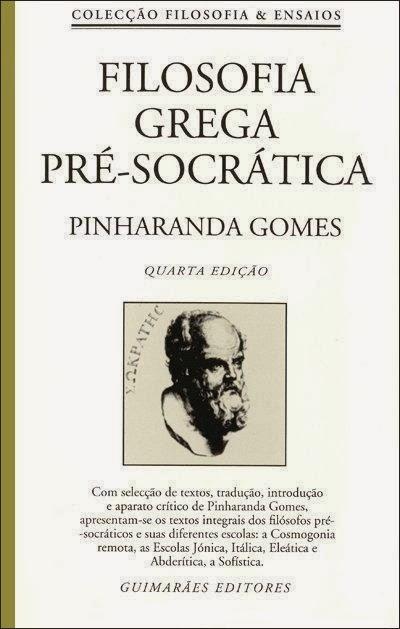 Filosofia grega pré-socrática