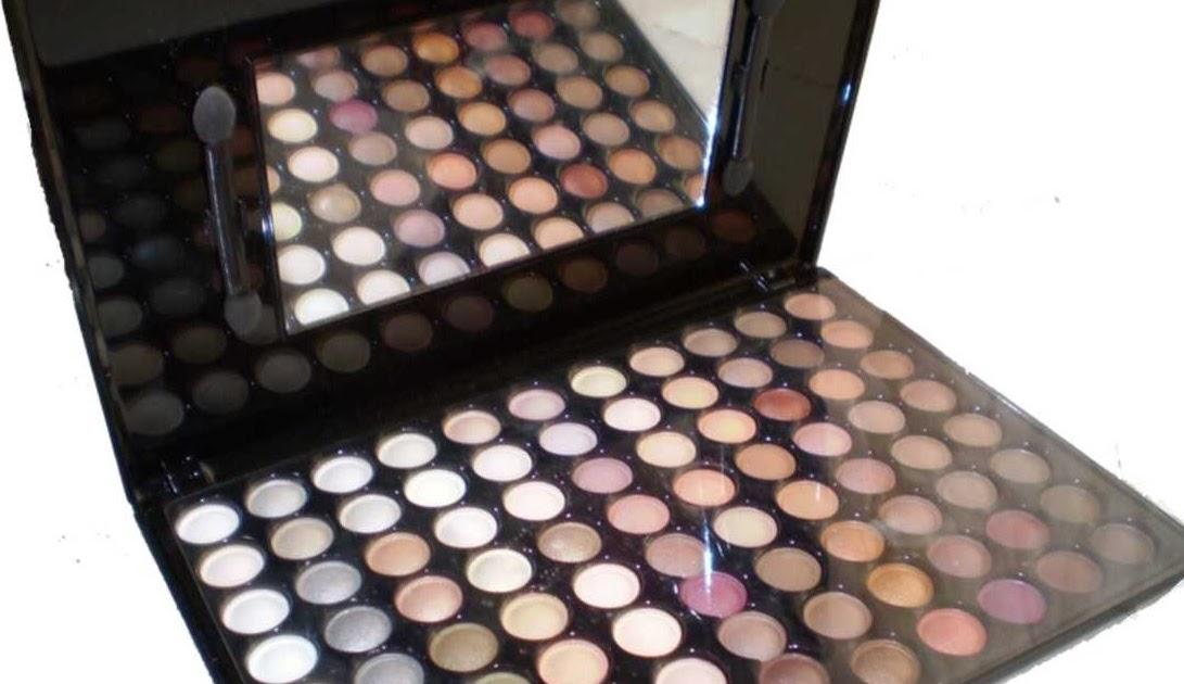 Naturalstyle paleta de sombras 88 colores neutros - Paleta de colores neutros ...