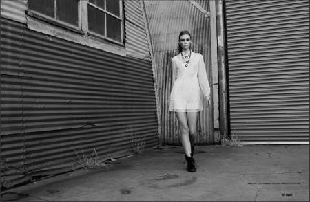 Caitlin Holleran 4 - Cast Images model - Chaos Magazine - San Francisco