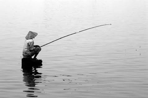 Tản mạn thú vui câu cá tao nhã