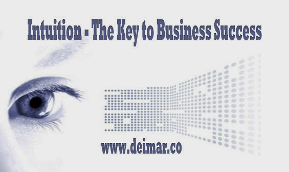 Intuition - The Key to Business Success in Tough Times