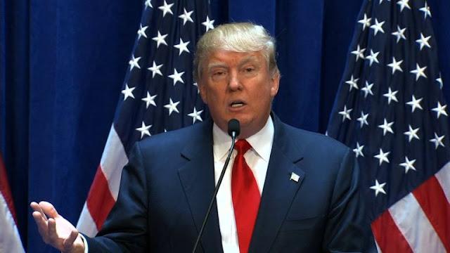 """Donald Trump """"Sim, eu vou assustar o Papa"""""""