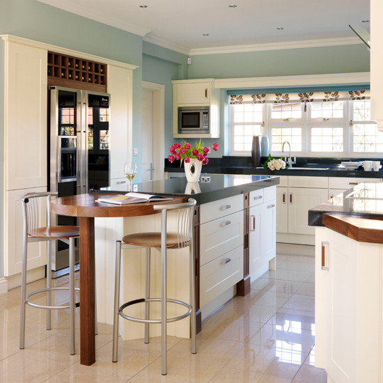 Country Kitchen Style For Modern House Kitchen Designs If Handled Sensitively The Contrast Between Modern And
