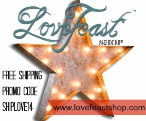COTE DE TEXAS SPONSOR: LOVEFEAST SHOP